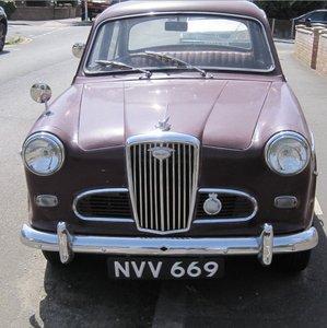 Wolseley 1500 Mk11 (1961)