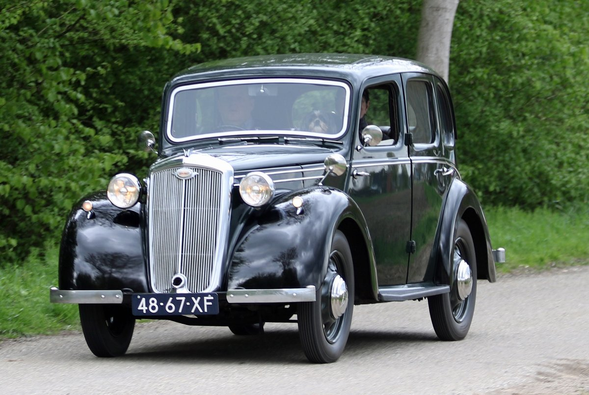 1947 Wolseley 8 For Sale (picture 4 of 6)