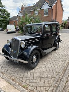1936 Wolseley Wasp For Sale