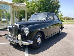 1953 Wolseley 4/44 Saloon For Sale by Auction