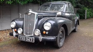 1951 WOLSELEY 4/50 'WILBUR' ~ GARAGE FIND ~ LOTS SPENT £££ For Sale