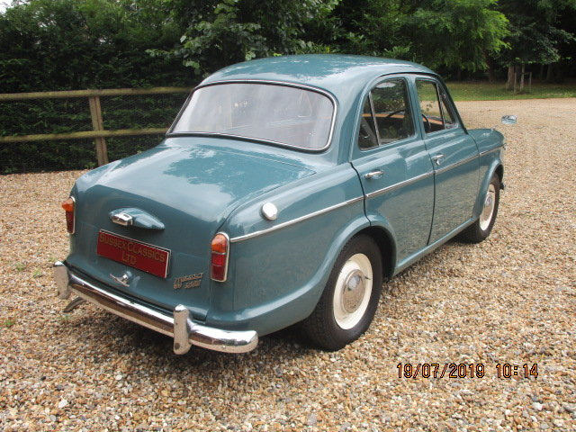 1961 Wolseley 1500 Saloon (Card Payments Accepted) SOLD (picture 2 of 6)