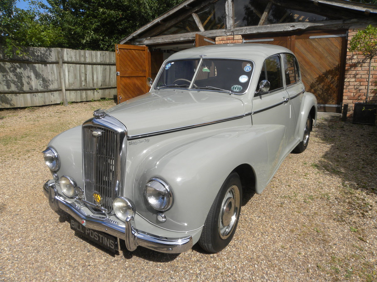1951 WOLSELEY 4/50.DELIGHTFUL CONDITION For Sale (picture 1 of 6)