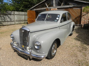 1951 WOLSELEY 4/50.DELIGHTFUL CONDITION For Sale