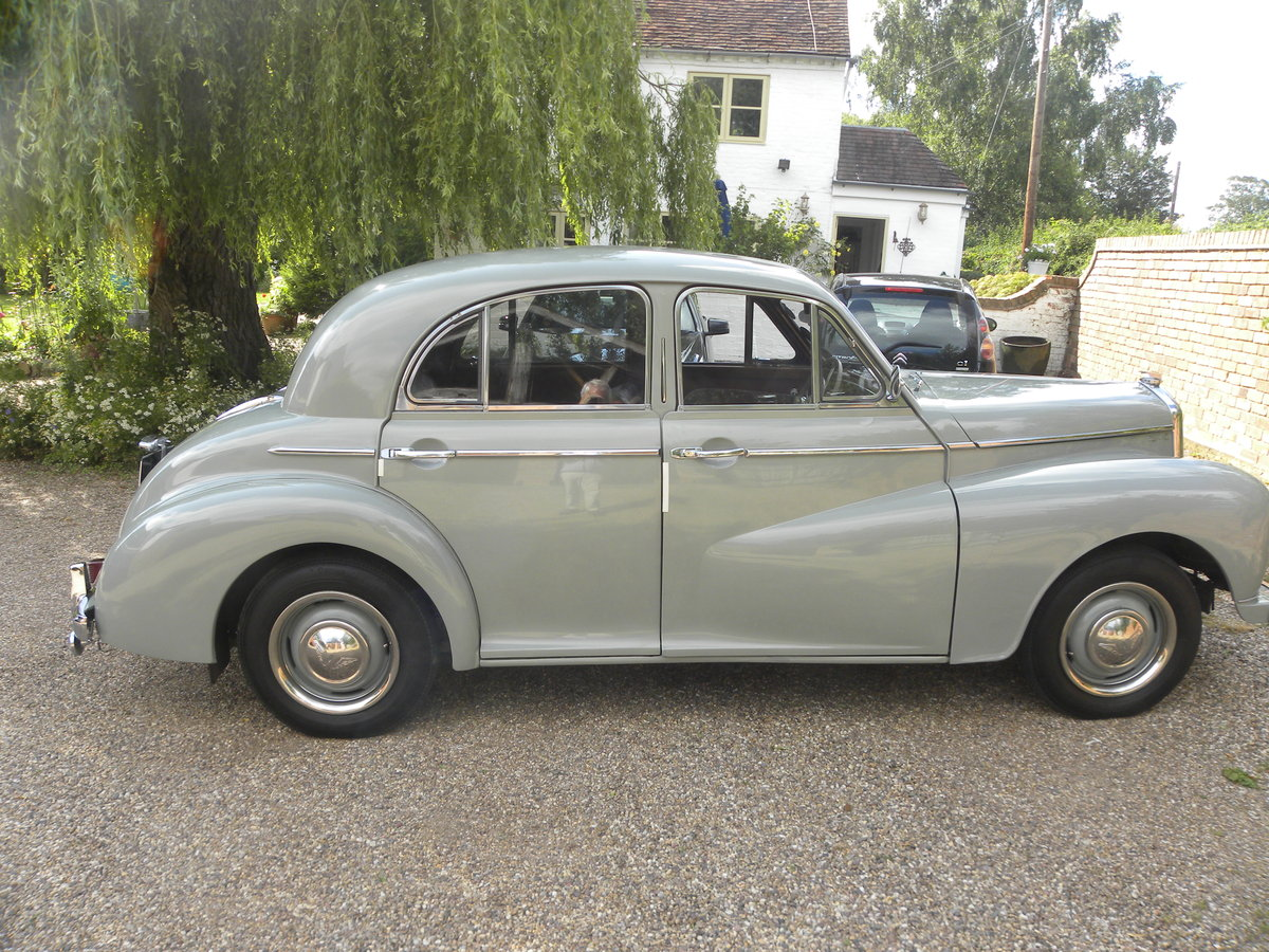 1951 WOLSELEY 4/50.DELIGHTFUL CONDITION For Sale (picture 2 of 6)