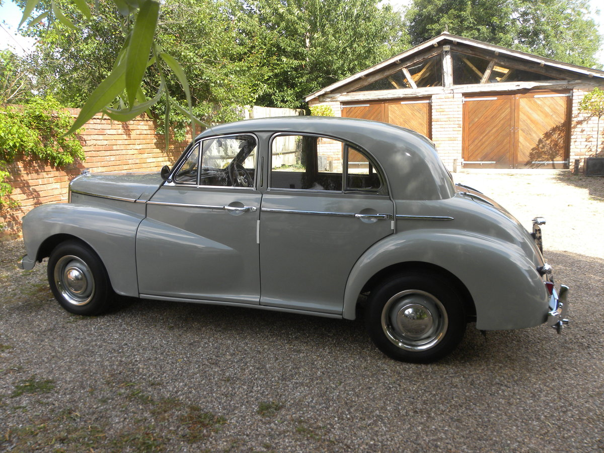 1951 WOLSELEY 4/50.DELIGHTFUL CONDITION For Sale (picture 3 of 6)