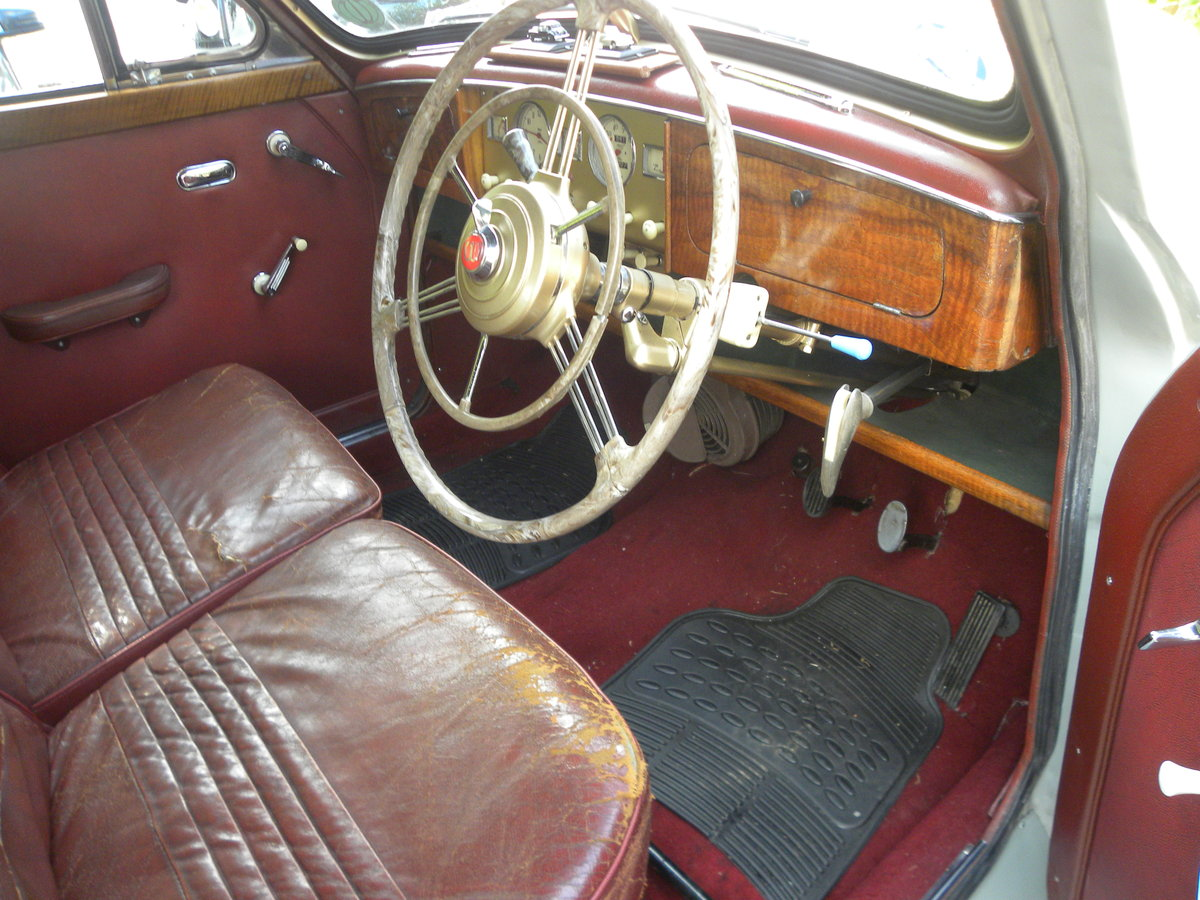 1951 WOLSELEY 4/50.DELIGHTFUL CONDITION For Sale (picture 4 of 6)