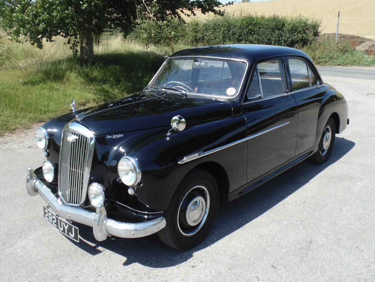 1955 Wolseley 4/44 For Sale (picture 1 of 6)