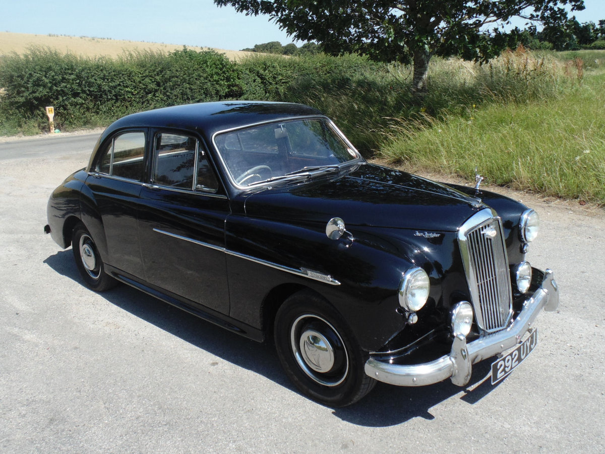 1955 Wolseley 4/44 For Sale (picture 2 of 6)