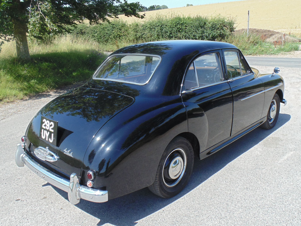 1955 Wolseley 4/44 For Sale (picture 3 of 6)