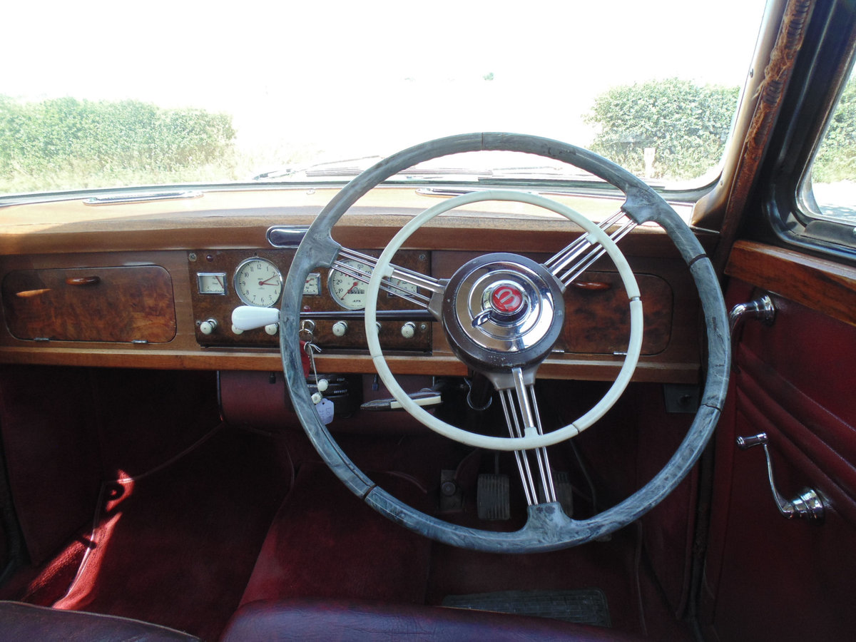 1955 Wolseley 4/44 For Sale (picture 4 of 6)