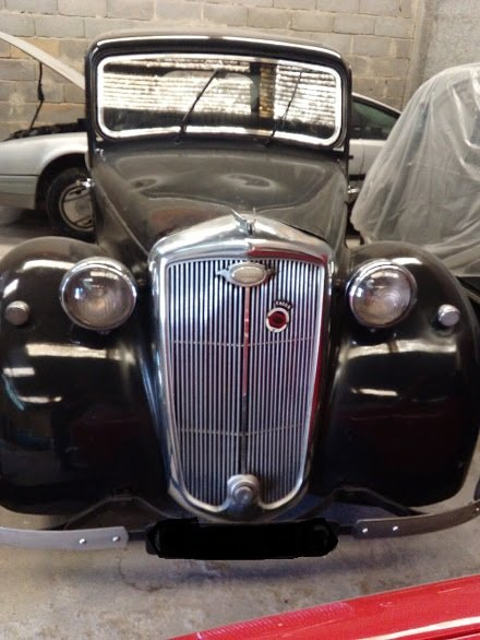 1946 Woseley For Sale (picture 1 of 6)