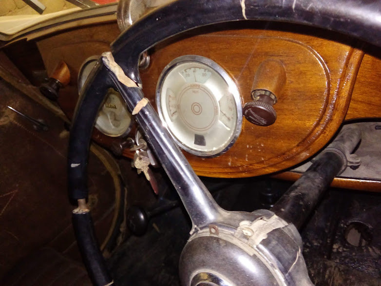 1946 Woseley For Sale (picture 6 of 6)