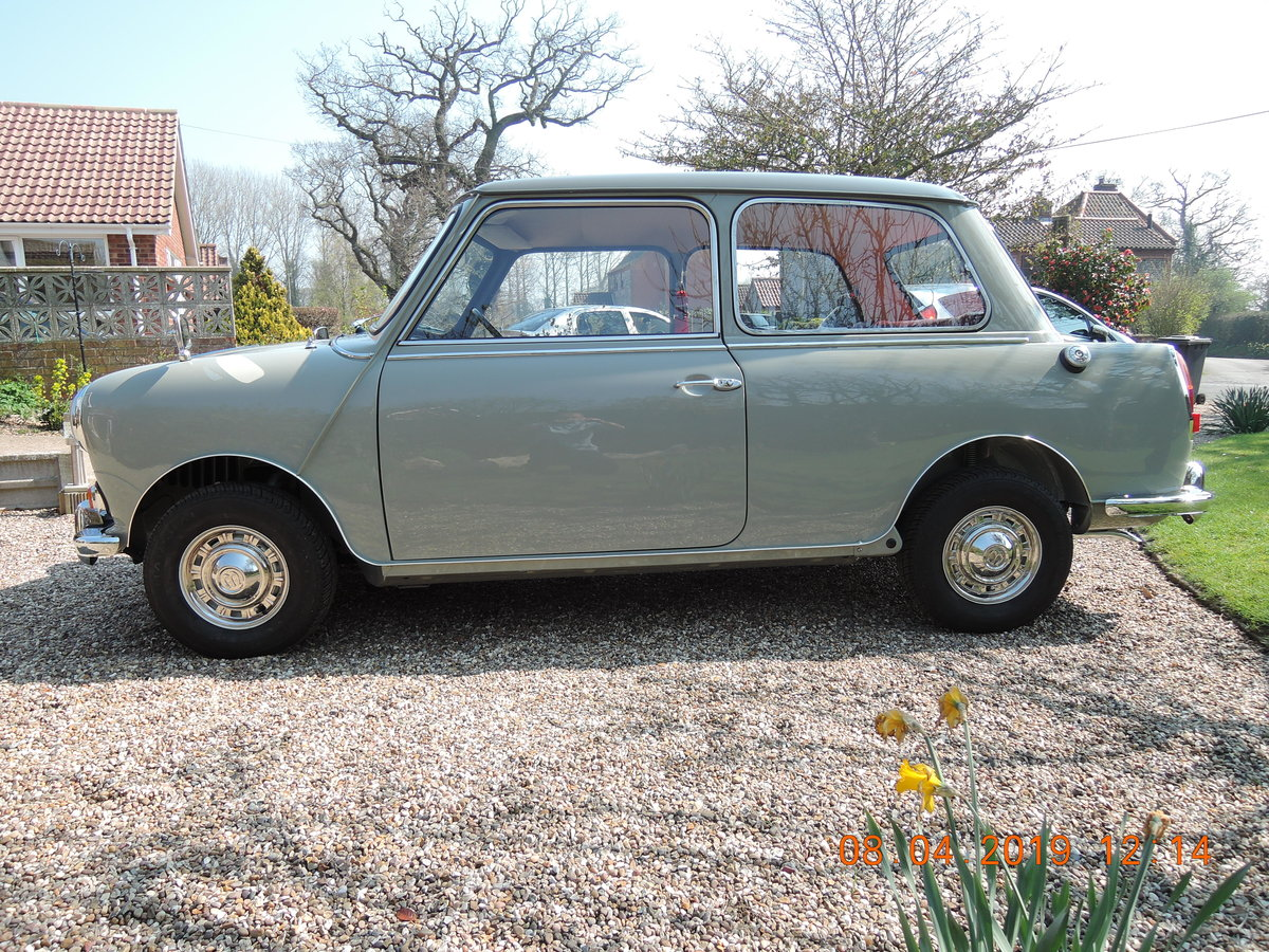 1968 Wolseley Hornet Mk3 For Sale (picture 2 of 6)