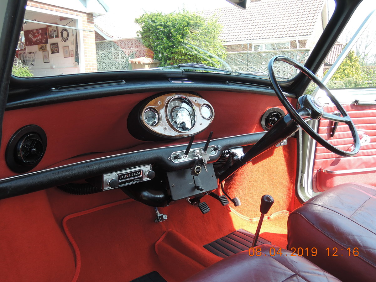 1968 Wolseley Hornet Mk3 For Sale (picture 5 of 6)
