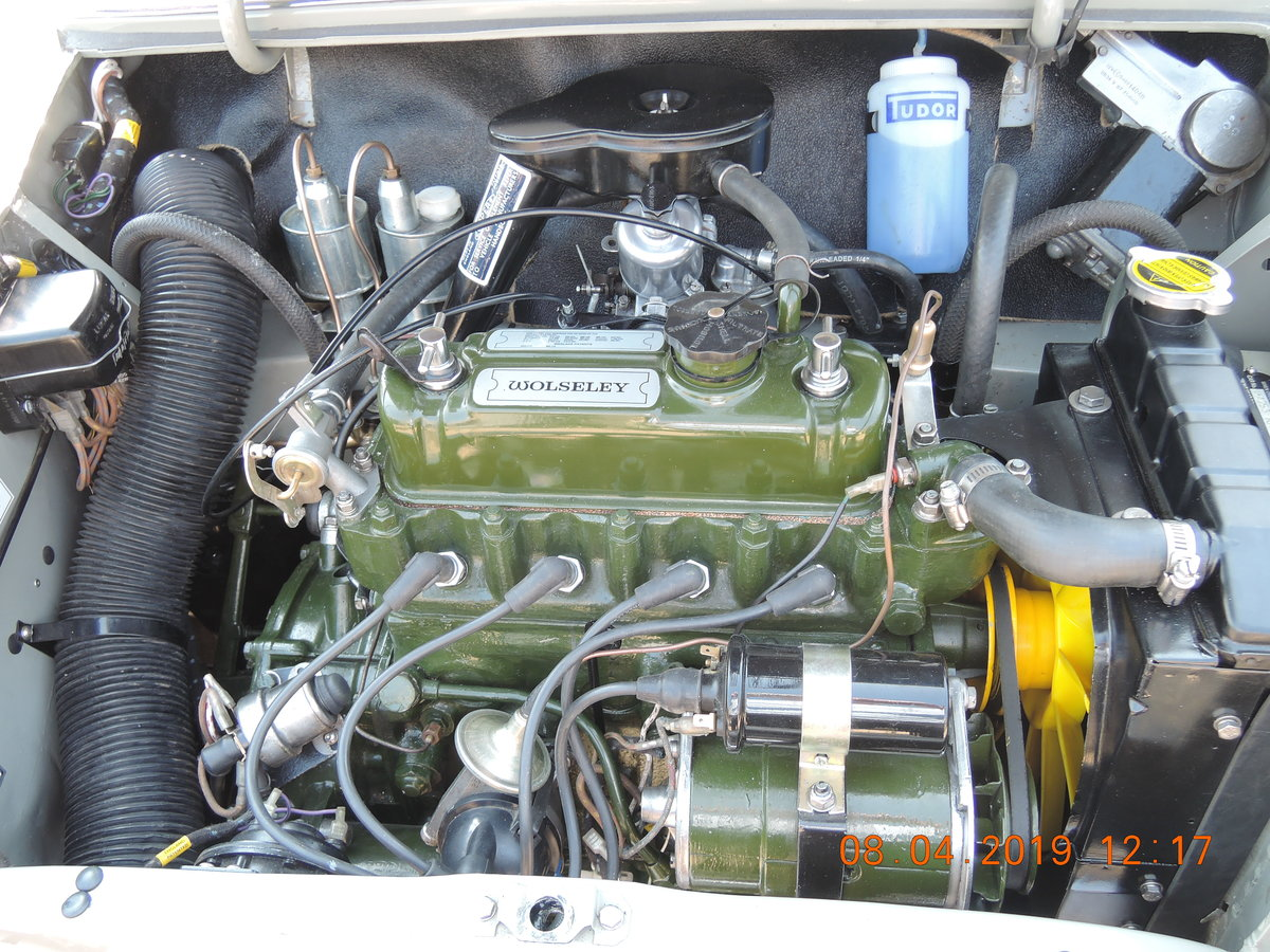 1968 Wolseley Hornet Mk3 For Sale (picture 6 of 6)