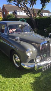 1957 Wolseley 15/50 super original unrestored condition