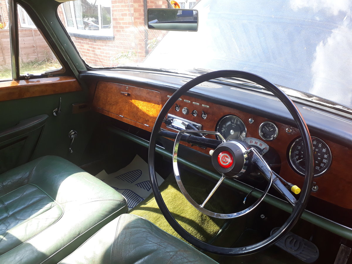 1963 wolesley 6/110 For Sale (picture 2 of 5)