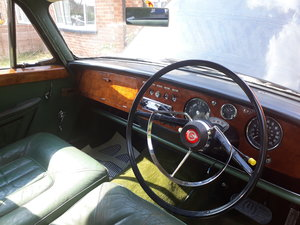 1963 wolesley 6/110 For Sale