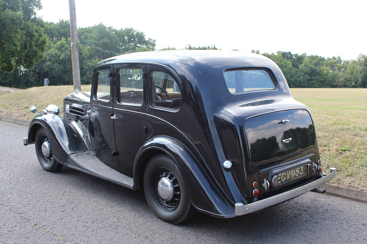 Wolseley 14/60 1938 - To be auctioned 25-10-19 For Sale by Auction (picture 2 of 6)