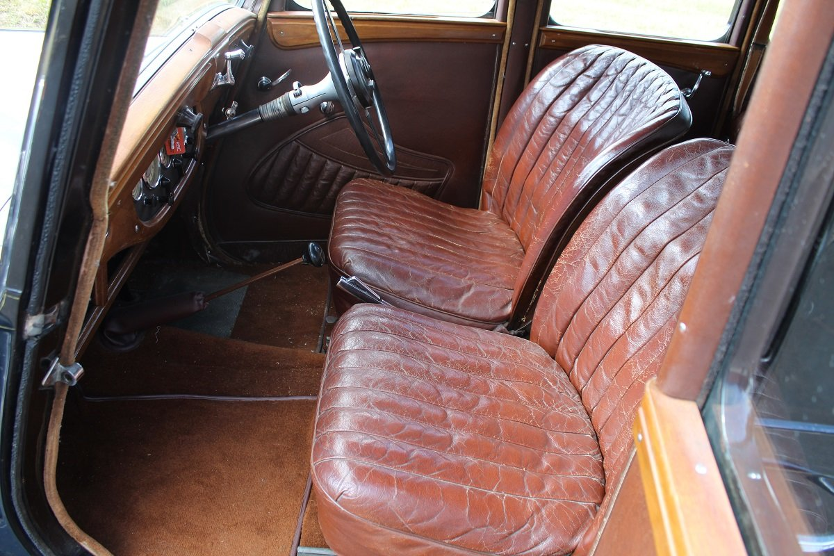 Wolseley 14/60 1938 - To be auctioned 25-10-19 For Sale by Auction (picture 3 of 6)