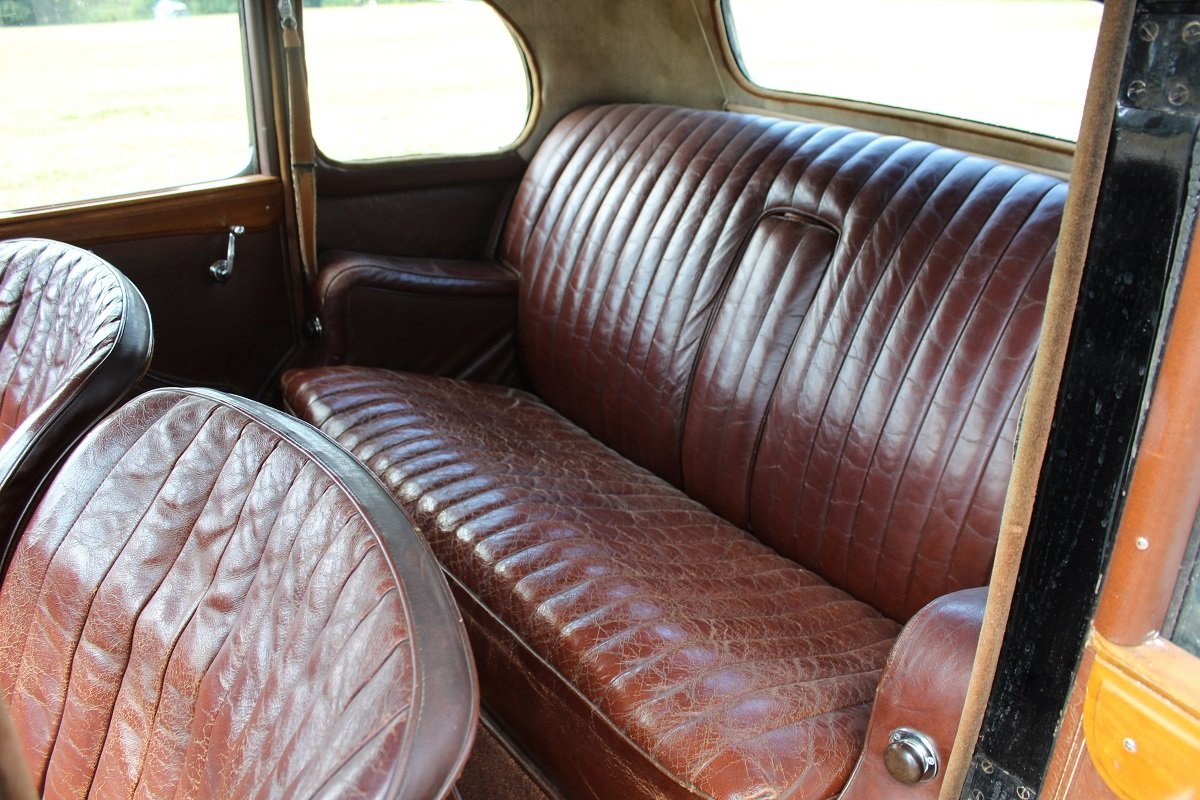 Wolseley 14/60 1938 - To be auctioned 25-10-19 For Sale by Auction (picture 4 of 6)