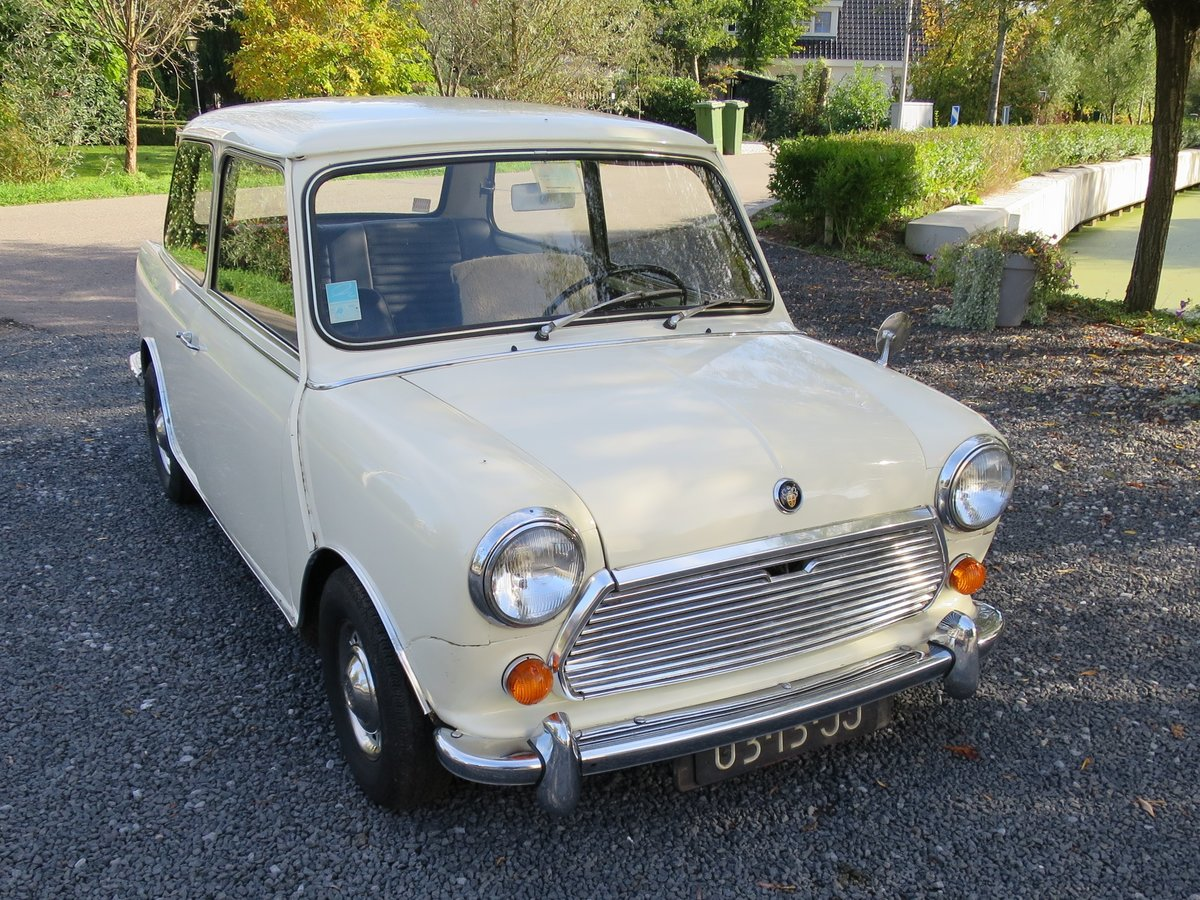 Wolseley Hornet MKIII 1969 For Sale (picture 6 of 6)
