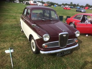 1963 Wolseley 1500 For Sale