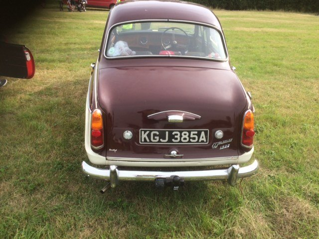 1963 Wolseley 1500 For Sale (picture 3 of 6)