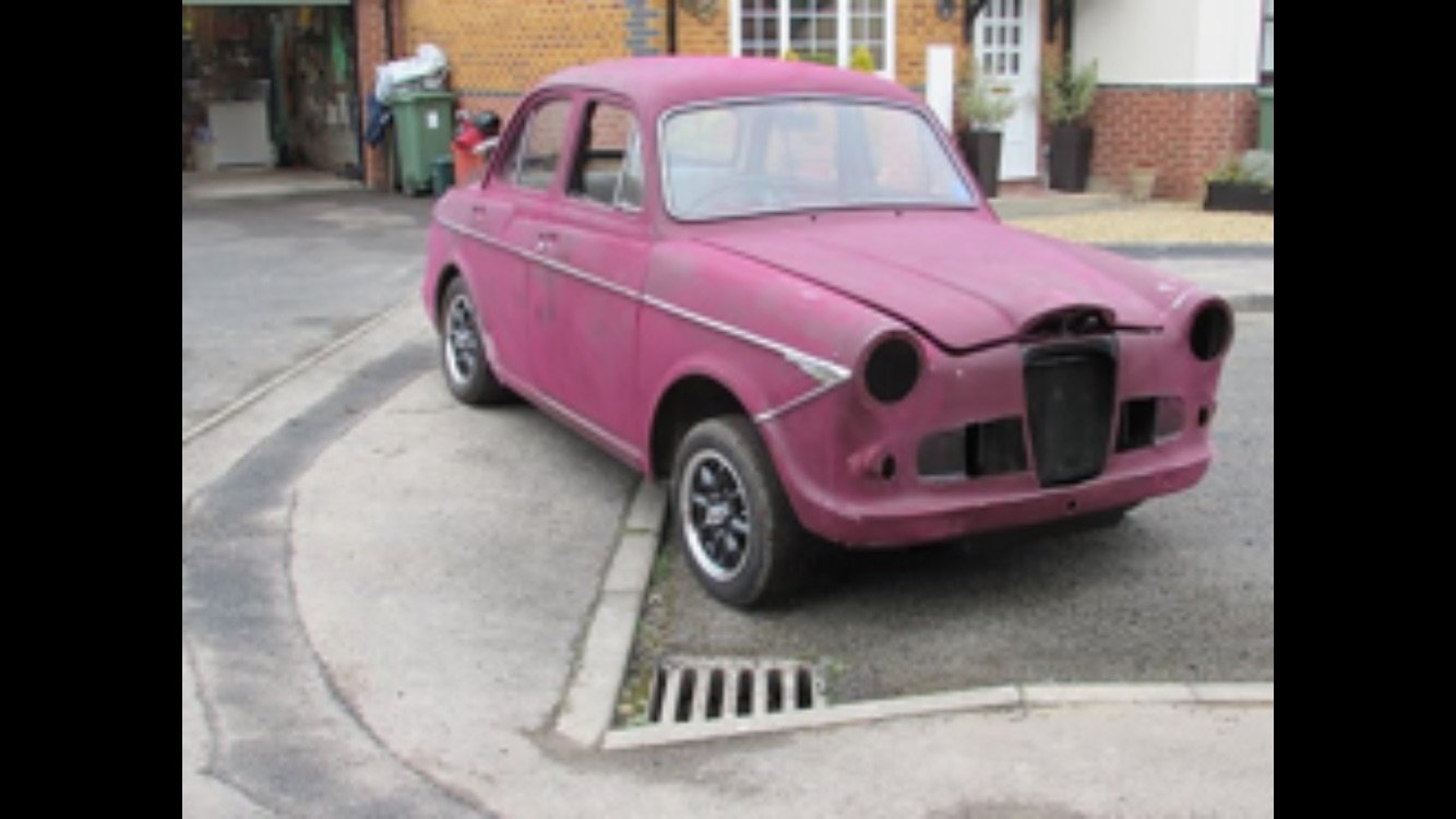 1963 Wolseley 1500 For Sale (picture 4 of 6)