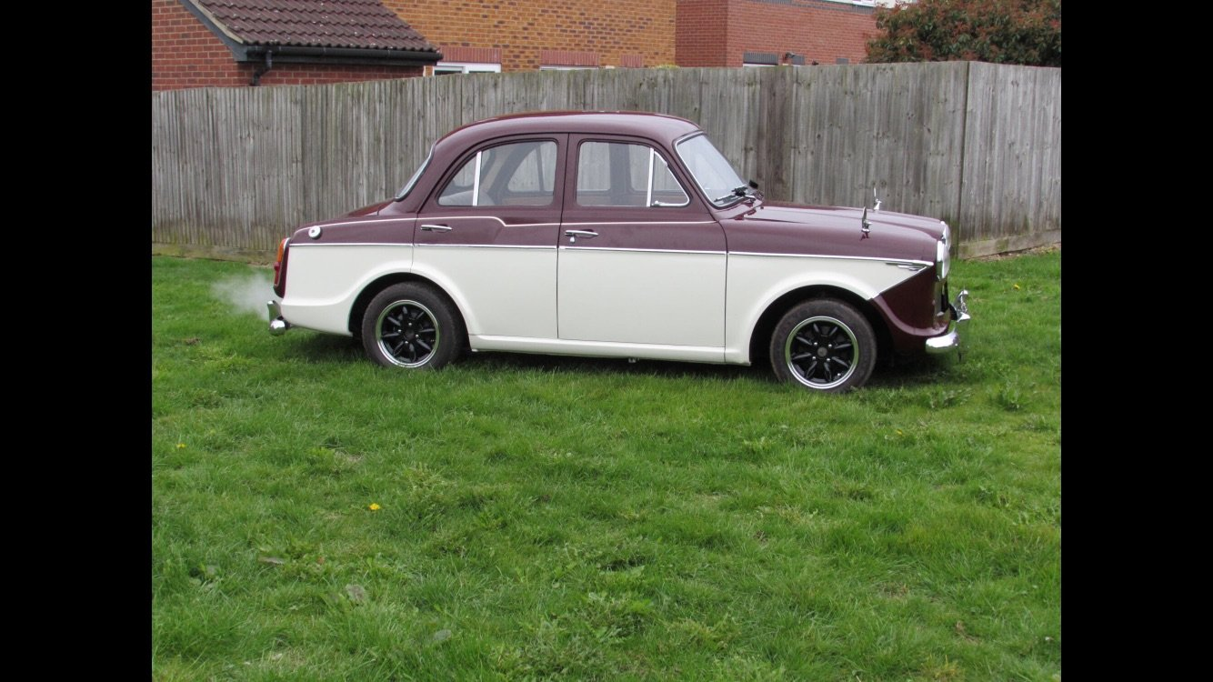 1963 Wolseley 1500 For Sale (picture 6 of 6)