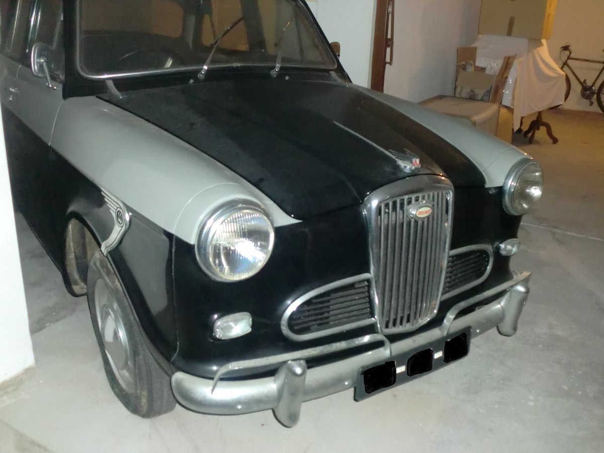 1966 Woseley 1500 For Sale (picture 1 of 6)