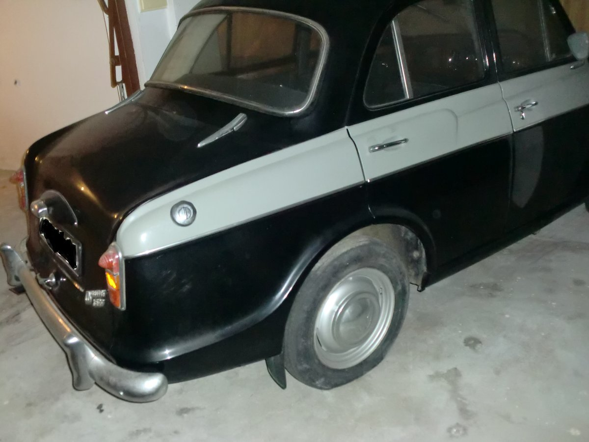 1966 Woseley 1500 For Sale (picture 2 of 6)