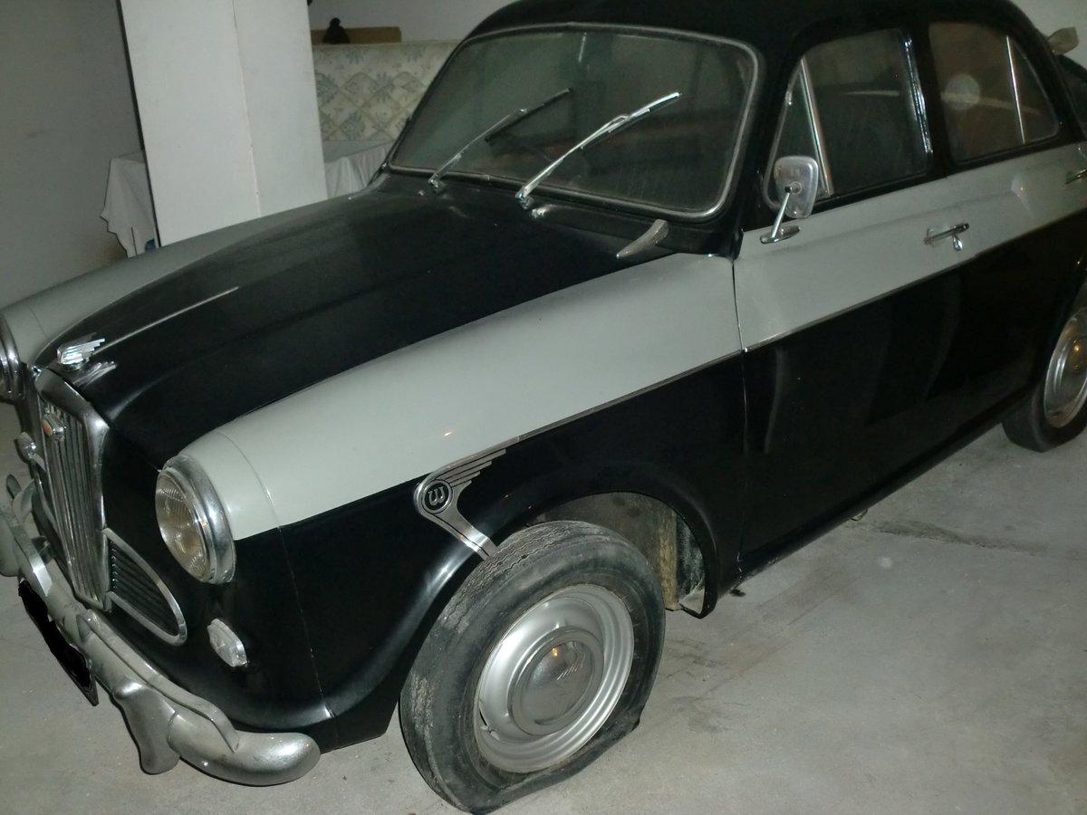 1966 Woseley 1500 For Sale (picture 3 of 6)