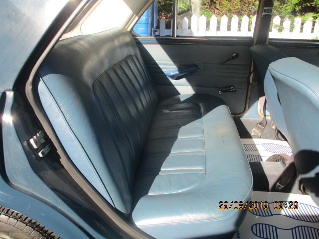 1966 Wolseley 1100 Deluxe (32000 miles from new) SOLD (picture 5 of 6)