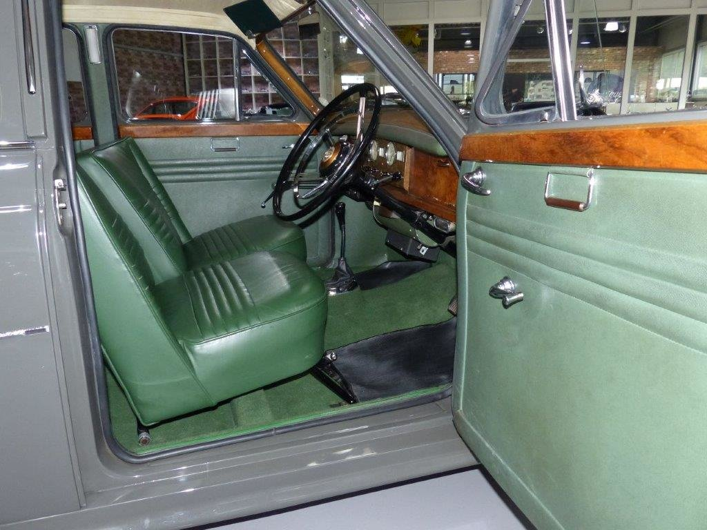 1958 Perfectly restored, much money spent, RHD For Sale (picture 4 of 6)