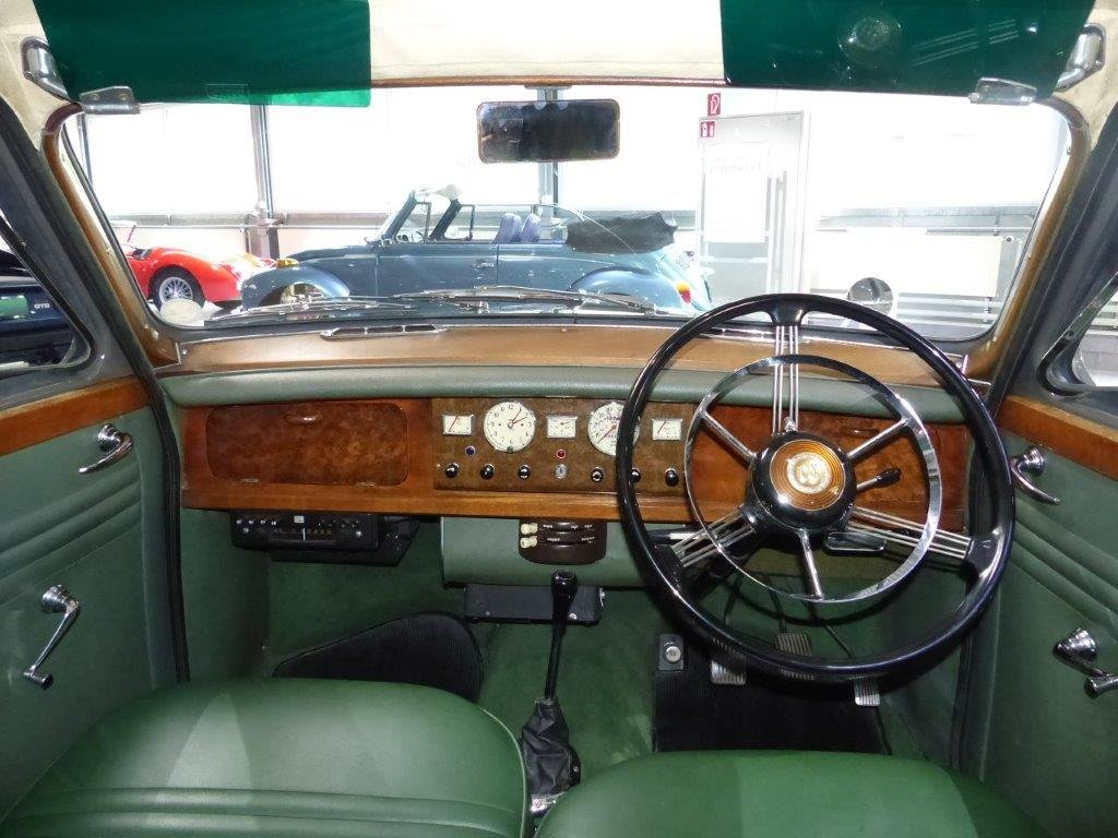 1958 Perfectly restored, much money spent, RHD For Sale (picture 5 of 6)