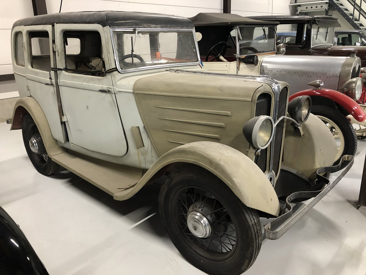 1936  BRITISCH and Classic cars for sale ore axchange. SOLD (picture 5 of 6)