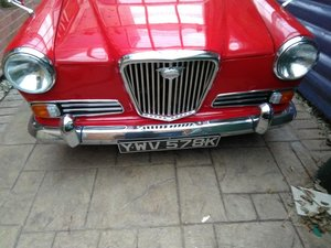 Wolsley 1300 Reliable Classic Car For Sale