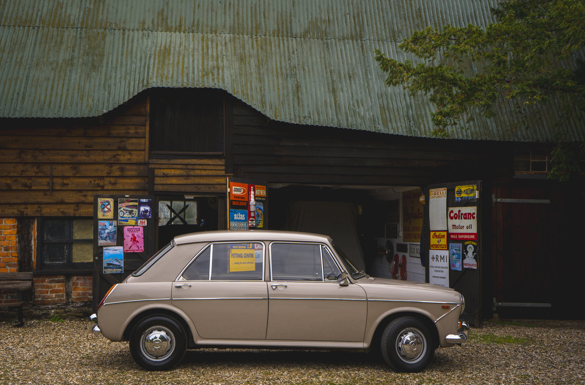 1968 Wolseley 1300 MK2 Genuine Original  For Sale (picture 2 of 6)