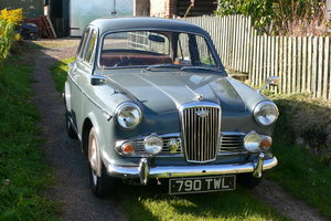 1964 Wolseley 1500 Mk III Saloon For Sale by Auction