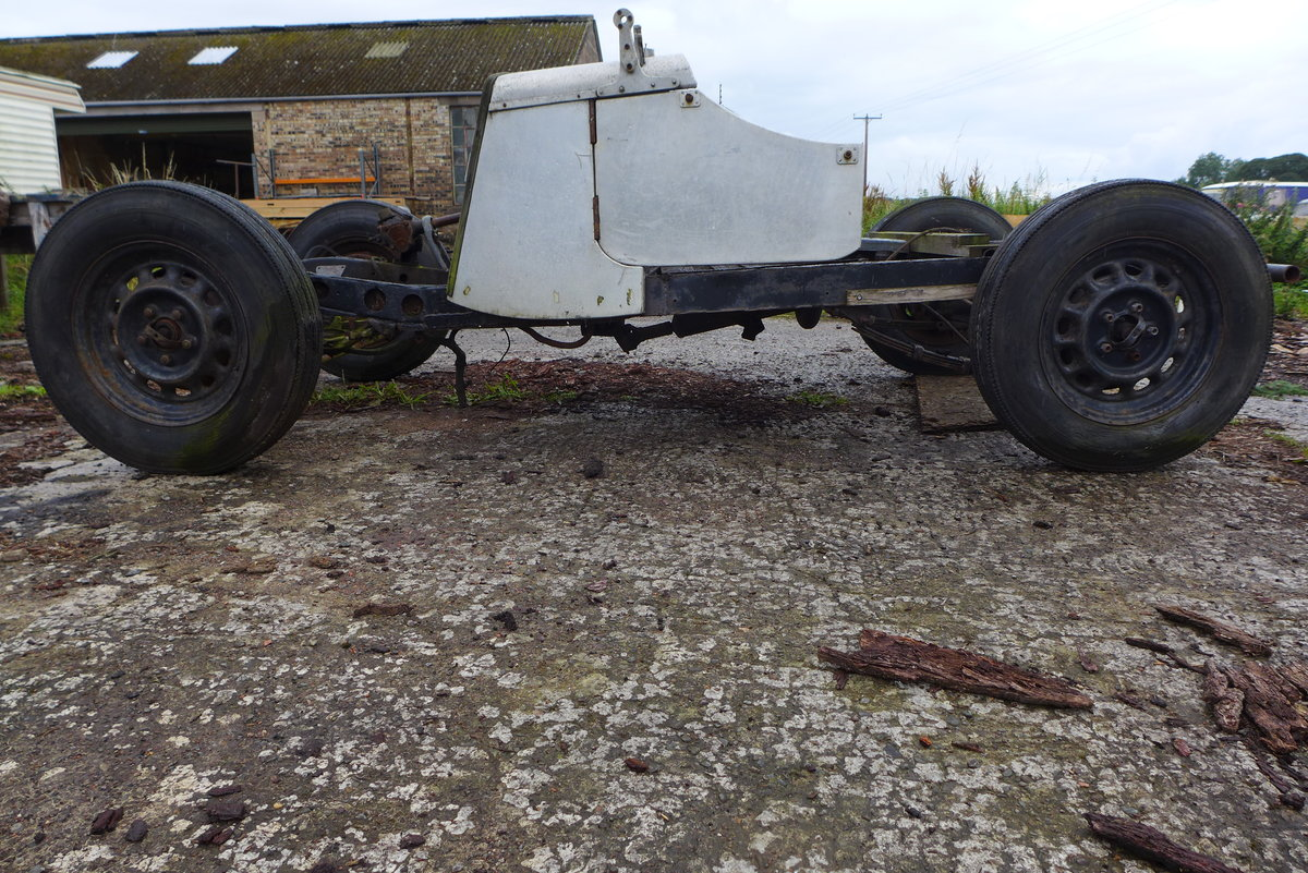 1937 Wolseley sports 6 cylinder project with V5C For Sale (picture 3 of 6)