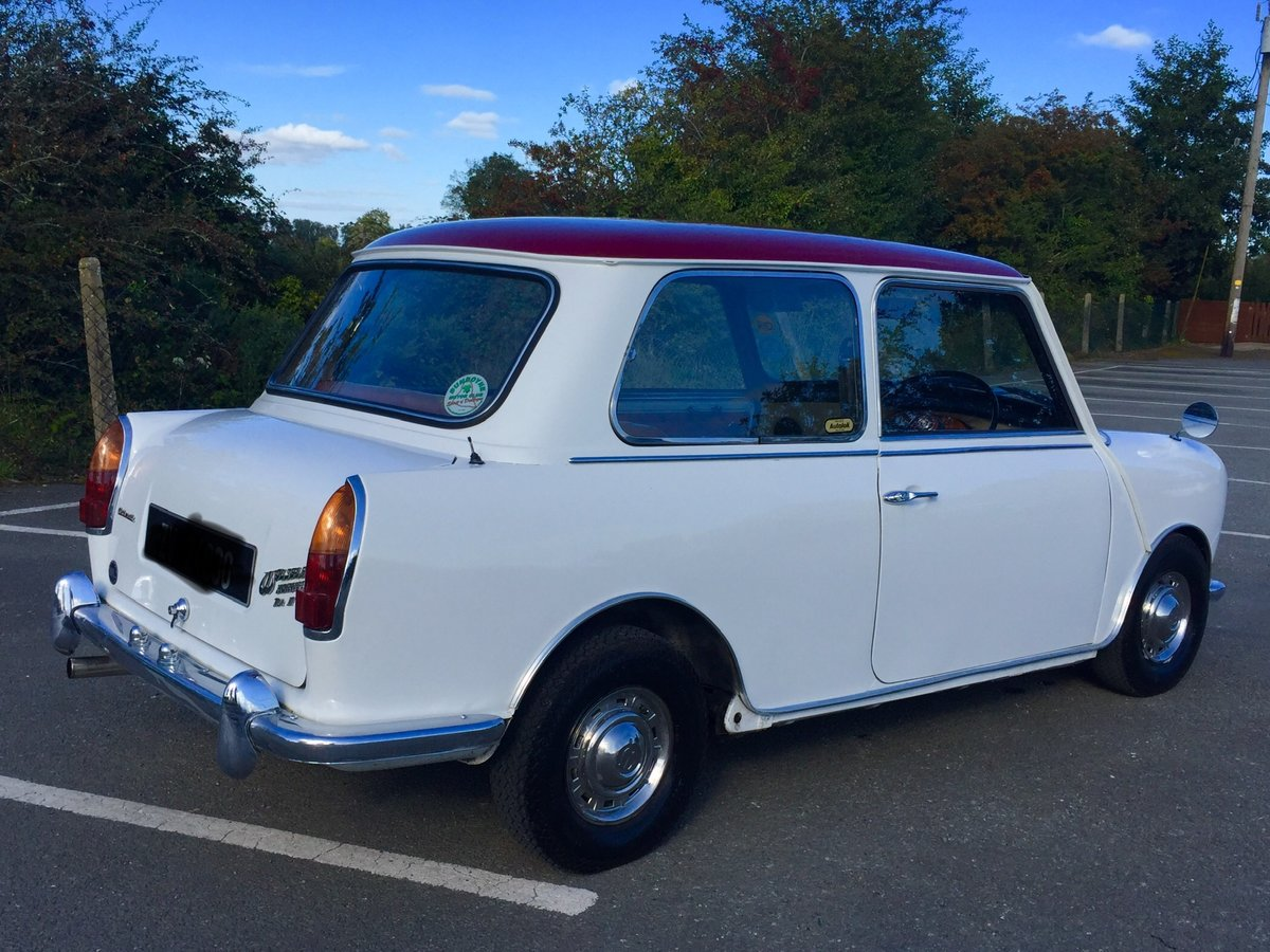 1967 Wolsey Hornet Automatic For Sale (picture 2 of 6)