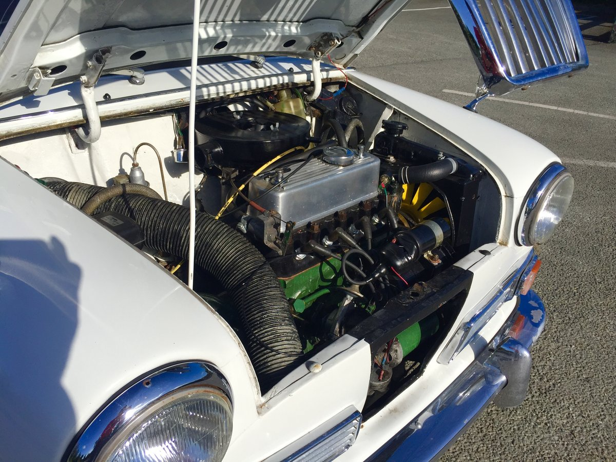 1967 Wolsey Hornet Automatic For Sale (picture 5 of 6)