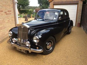 1953 Wolseley 6/80 EXCELLENT CONDITION For Sale