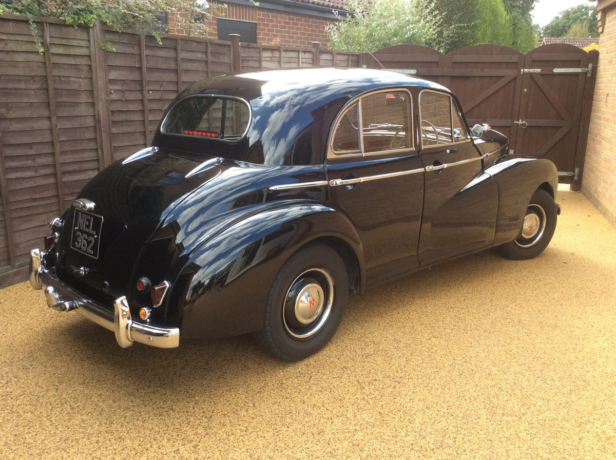 1953 Wolseley 6/80 EXCELLENT CONDITION SOLD (picture 5 of 6)