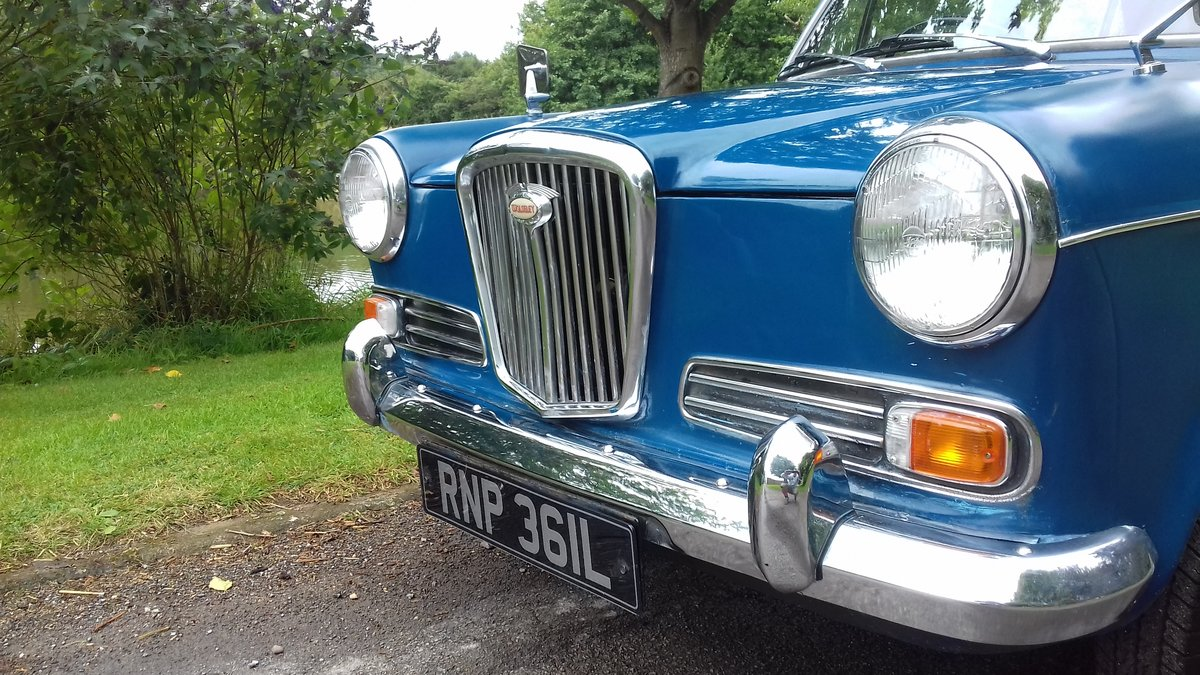 1972 WOLSELEY 1300 (MORRIS/AUSTIN 1300) ~ STARTER CLASSIC! SOLD (picture 2 of 6)