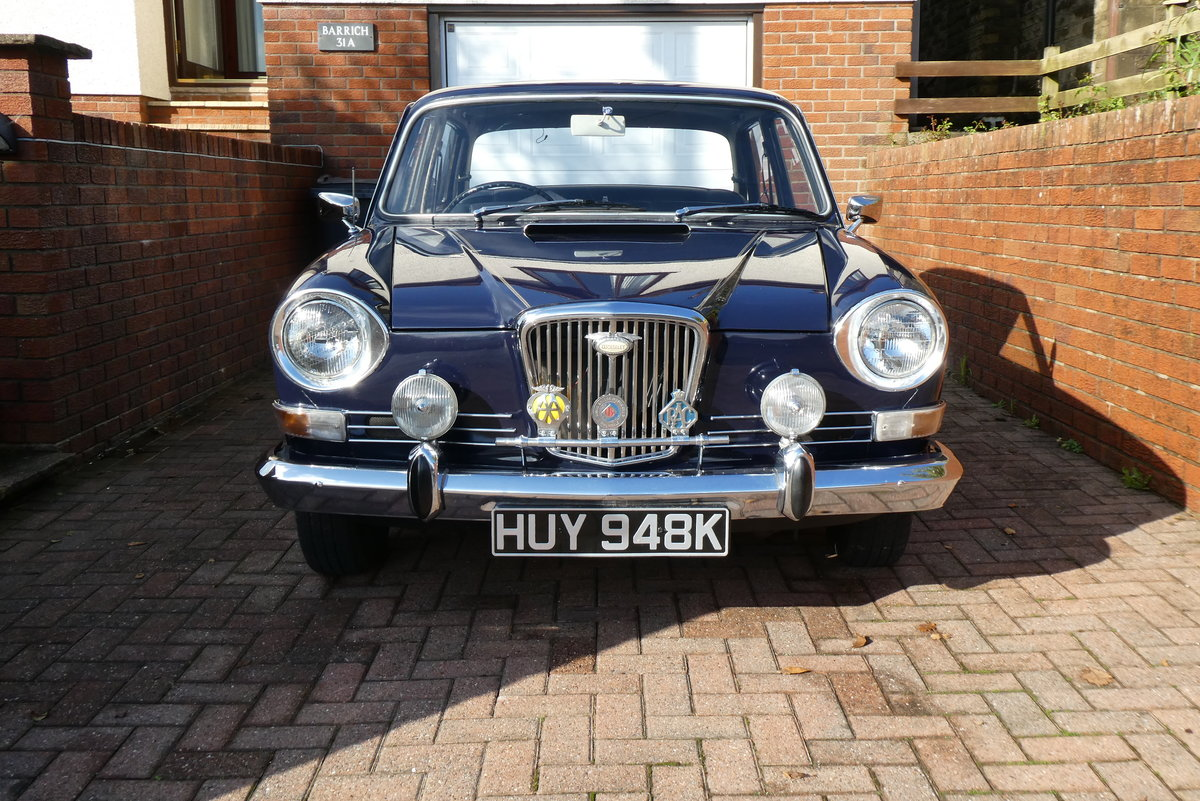 1971 Wolseley 18 85 SOLD (picture 1 of 6)