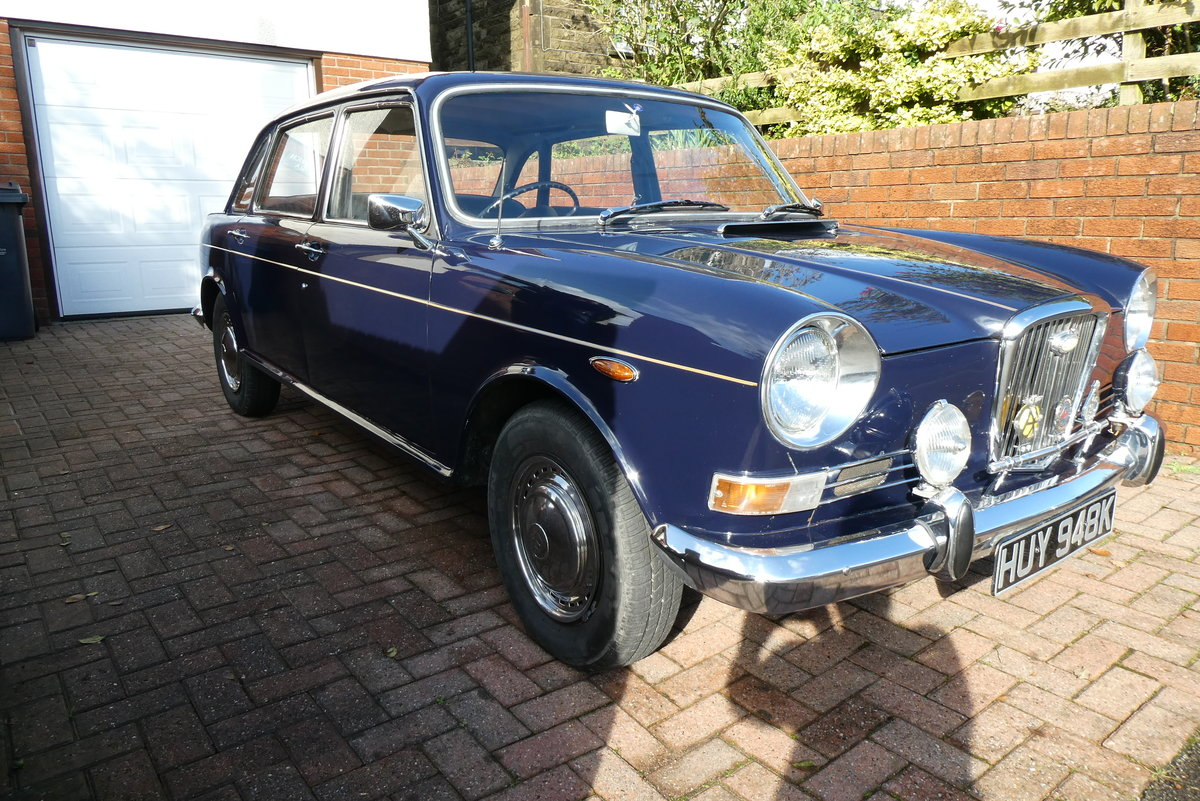 1971 Wolseley 18 85 SOLD (picture 4 of 6)