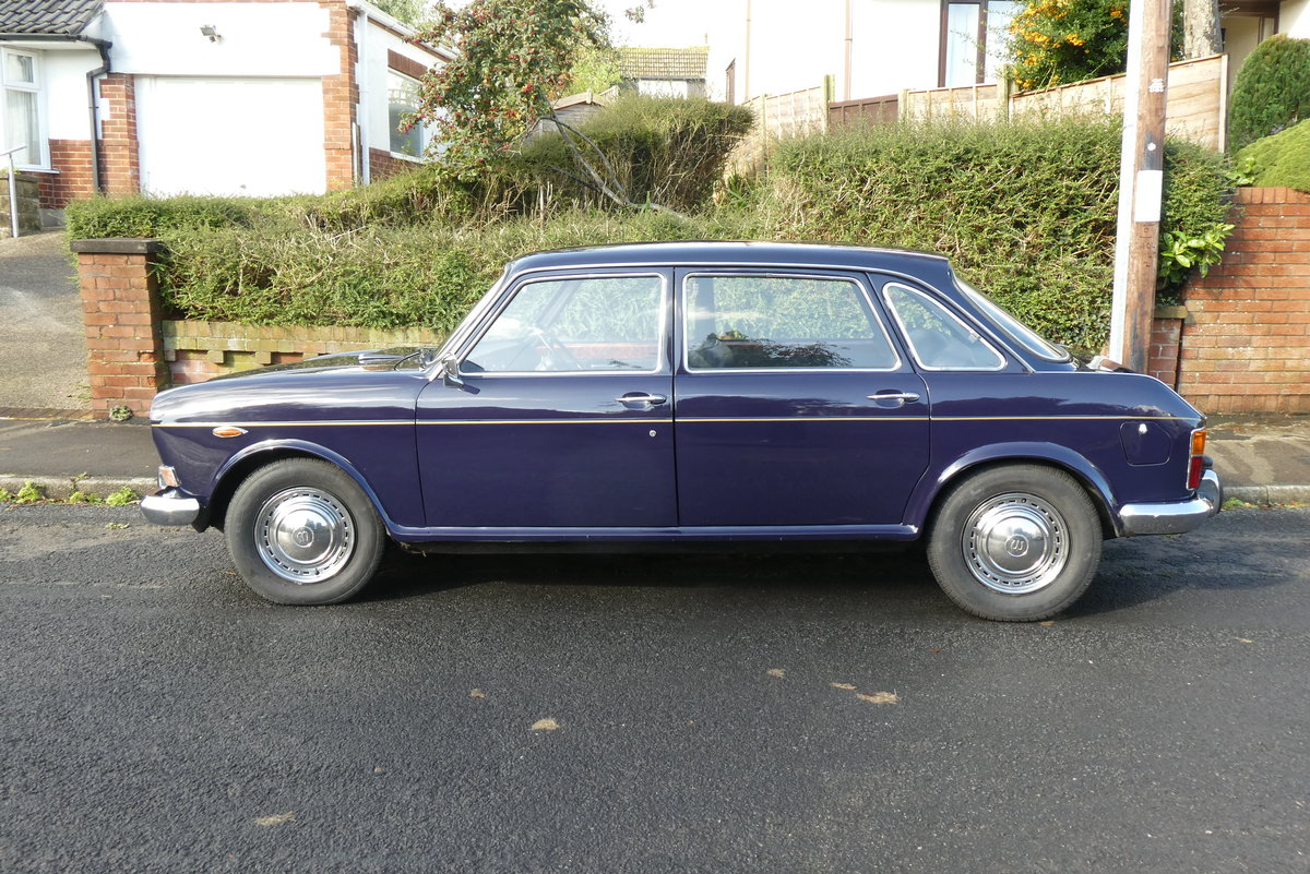 1971 Wolseley 18 85 SOLD (picture 5 of 6)